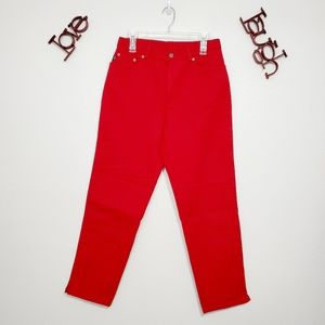 Lauren Jeans Ralph Lauren Highwaisted Stra…